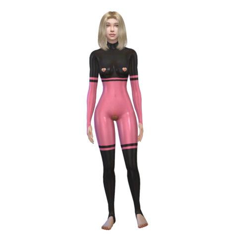 Latex Suit Athena
