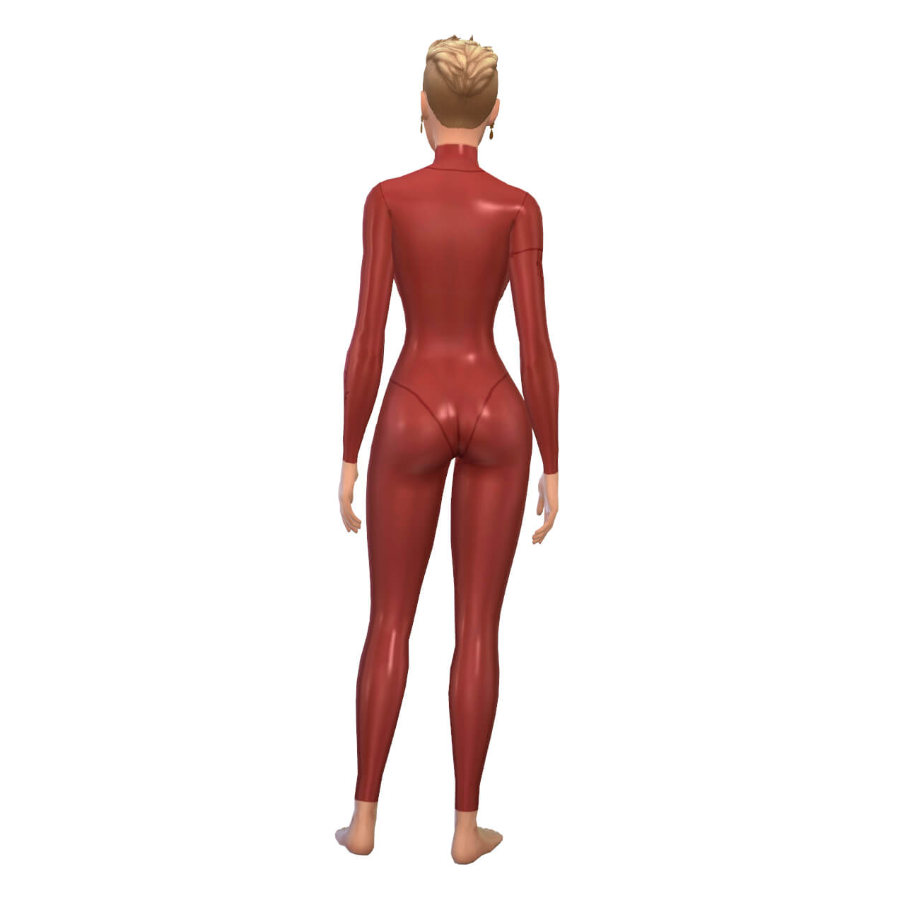 Latex Basic Suit
